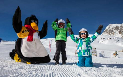 Kinder-Club Pinguin Bobo Samnaun
