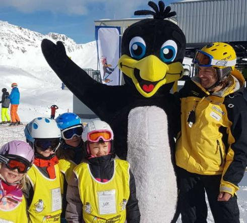 Pinguin BOBO's Kinder-Club